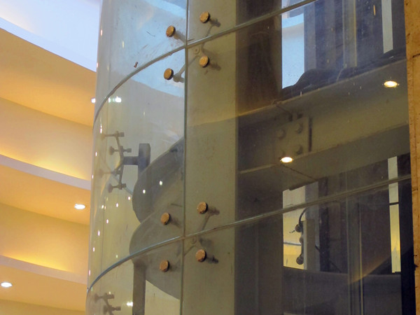 Curtain Wall Spider Fittings Project On Spiderfittings Org