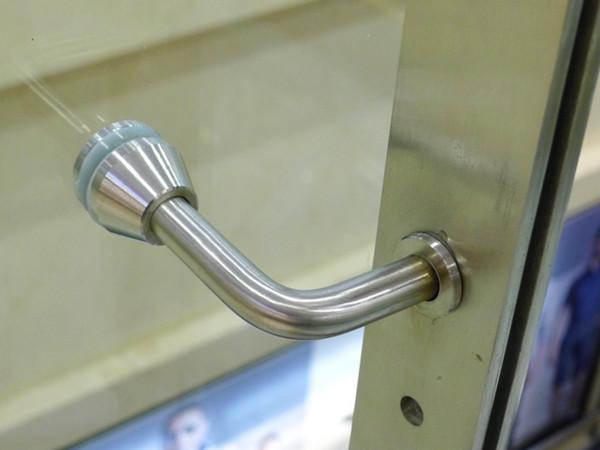 handrail bracket for glass
