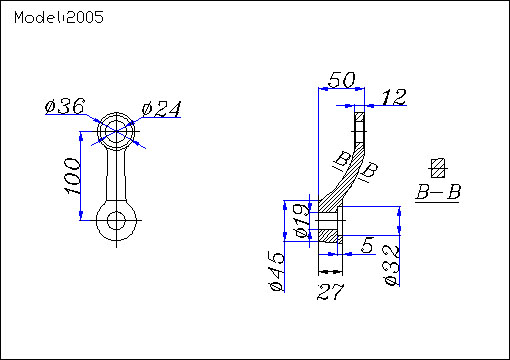 facade spider fittings drawing