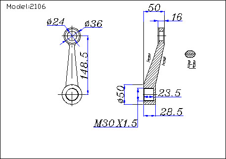spider fittings market drawing