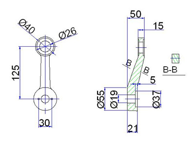how to do spider fitting projects drawing