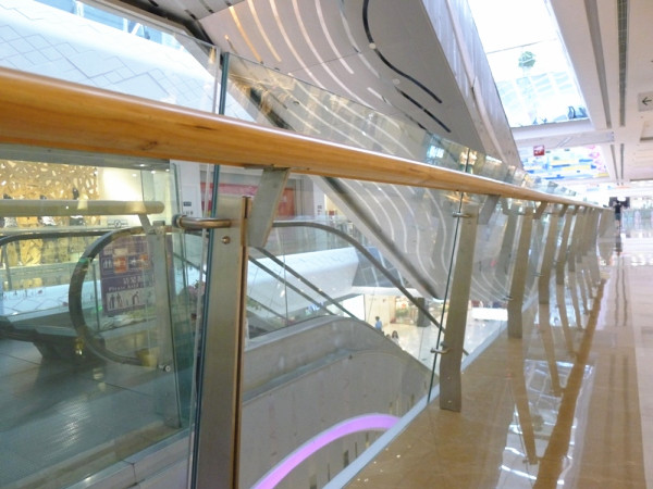 Albang Glass Railing Project